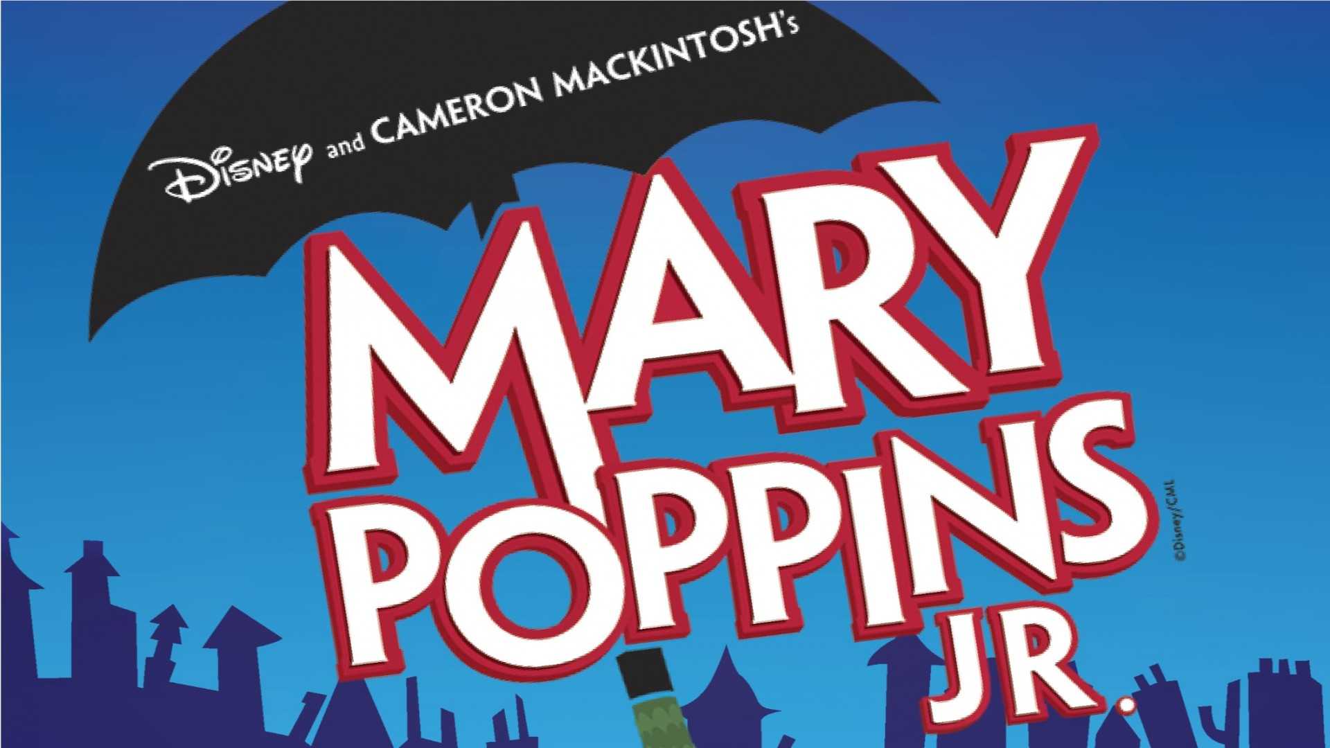 Auburn Community Jr  Players: Mary Poppins, Jr