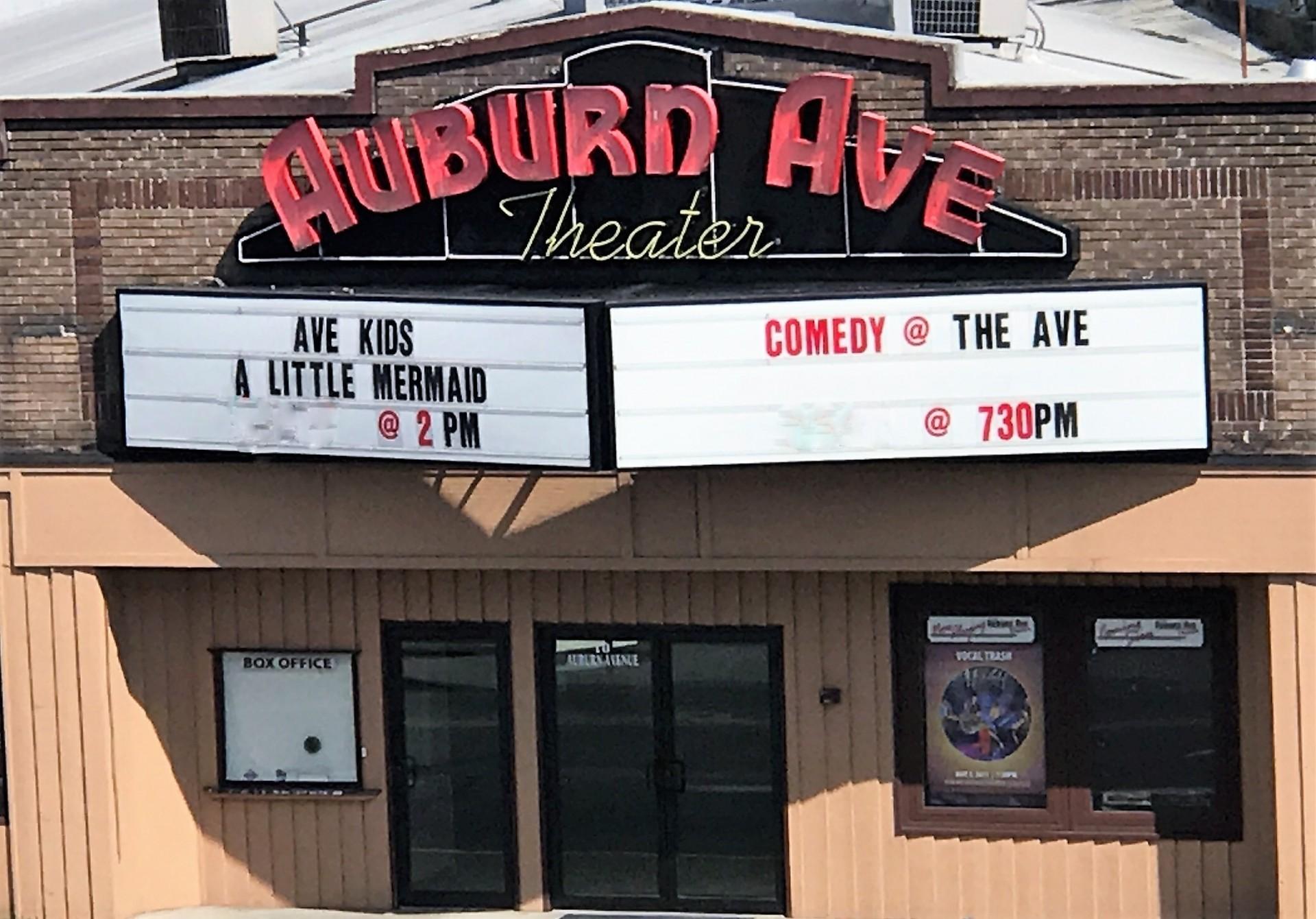 Auburn Avenue Theater