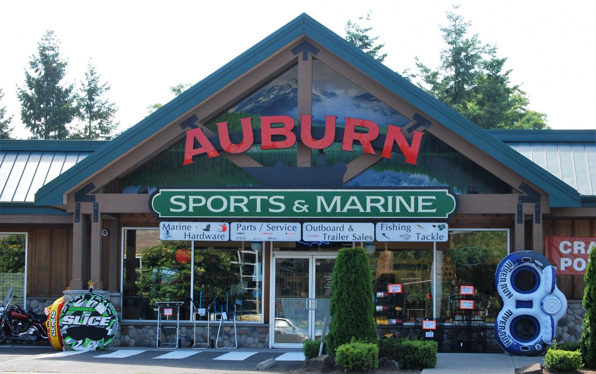 Auburn Sports & Marine