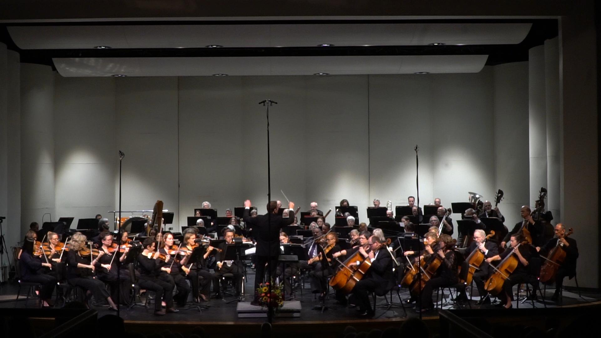 Auburn Symphony Orchestra 1