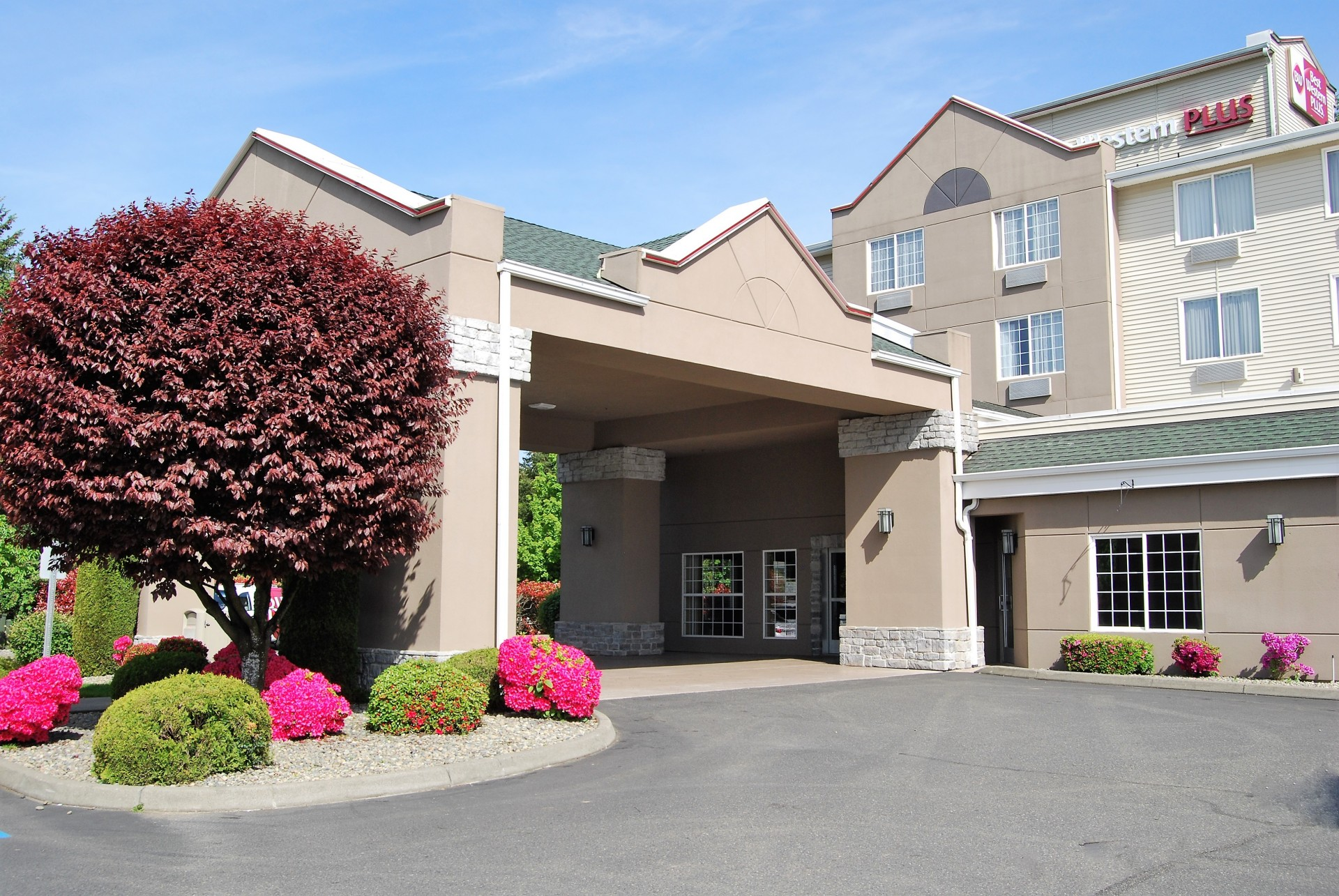 Best Western Plus Mountain View Auburn Inn