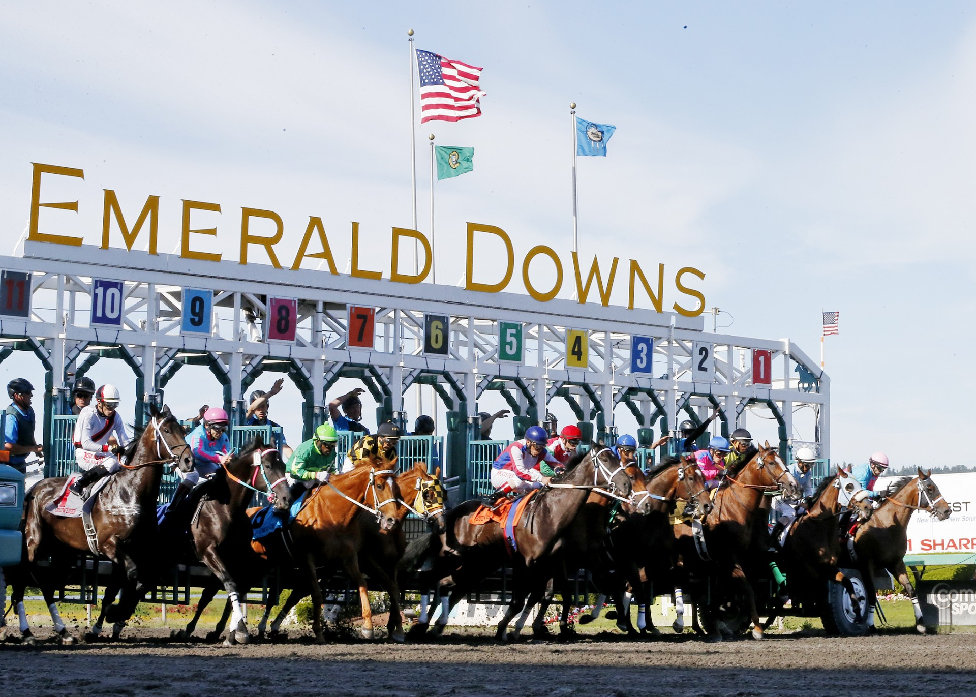 Emerald Downs 1