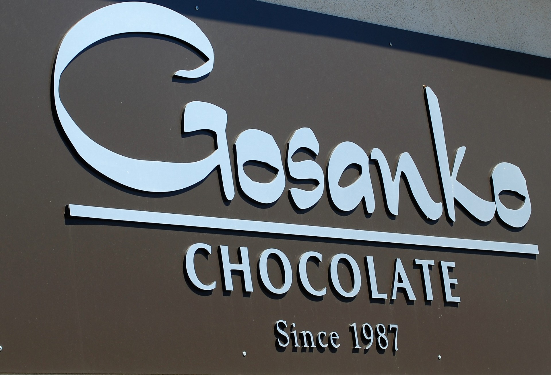 Gosanko Chocolates - A St. 2