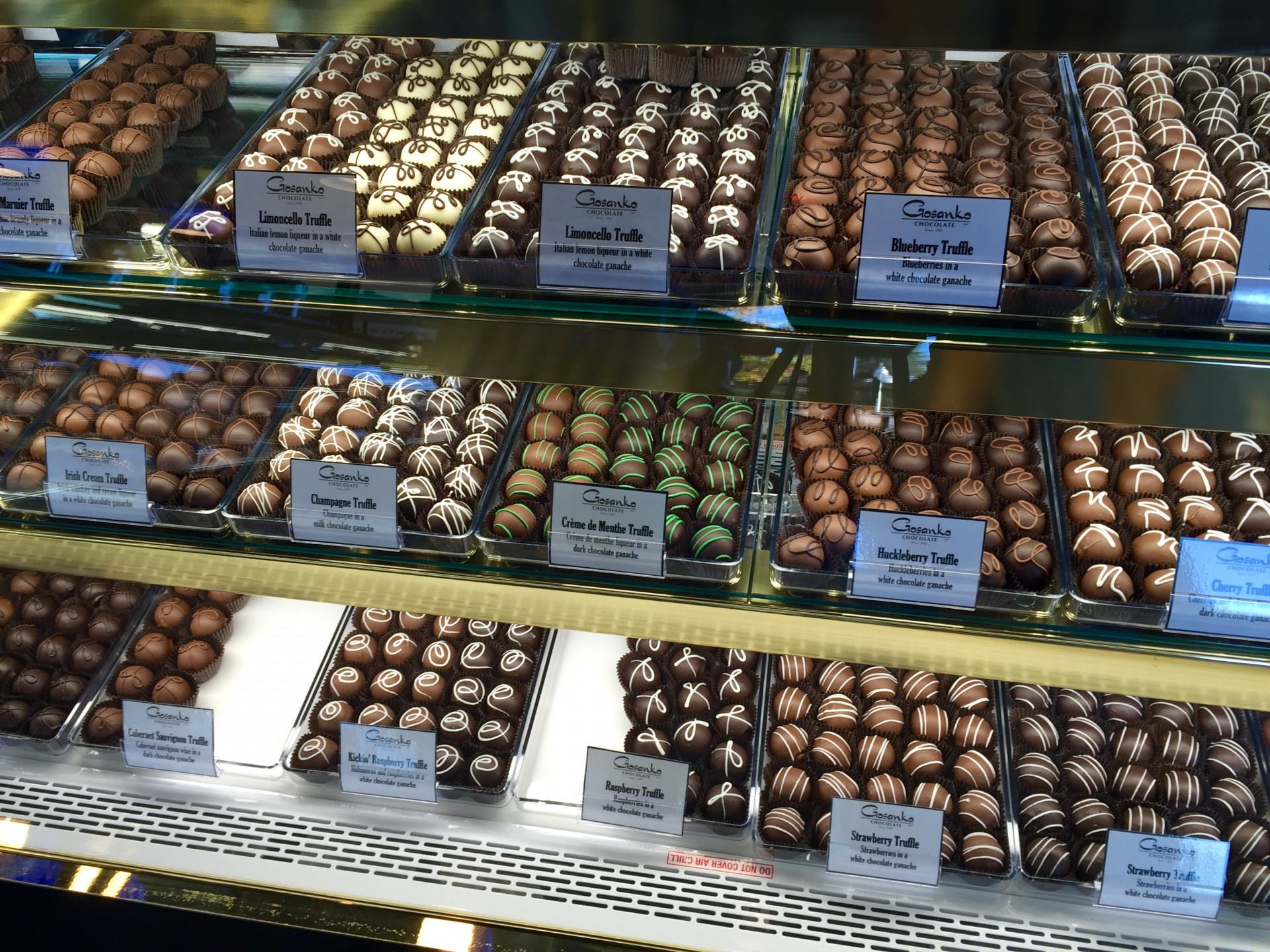 Gosanko Chocolates - E Main St.