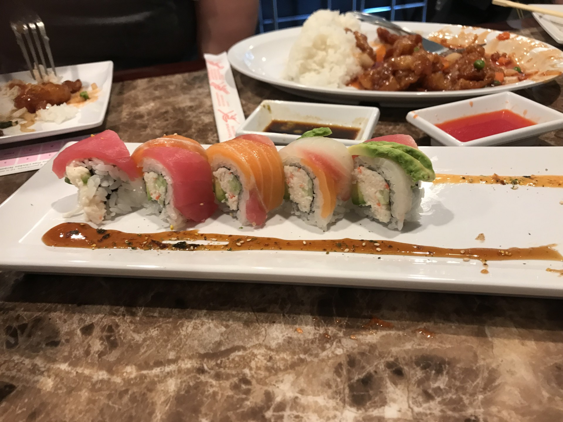 Happy Express - Sushi, Wok, Teriyaki 1