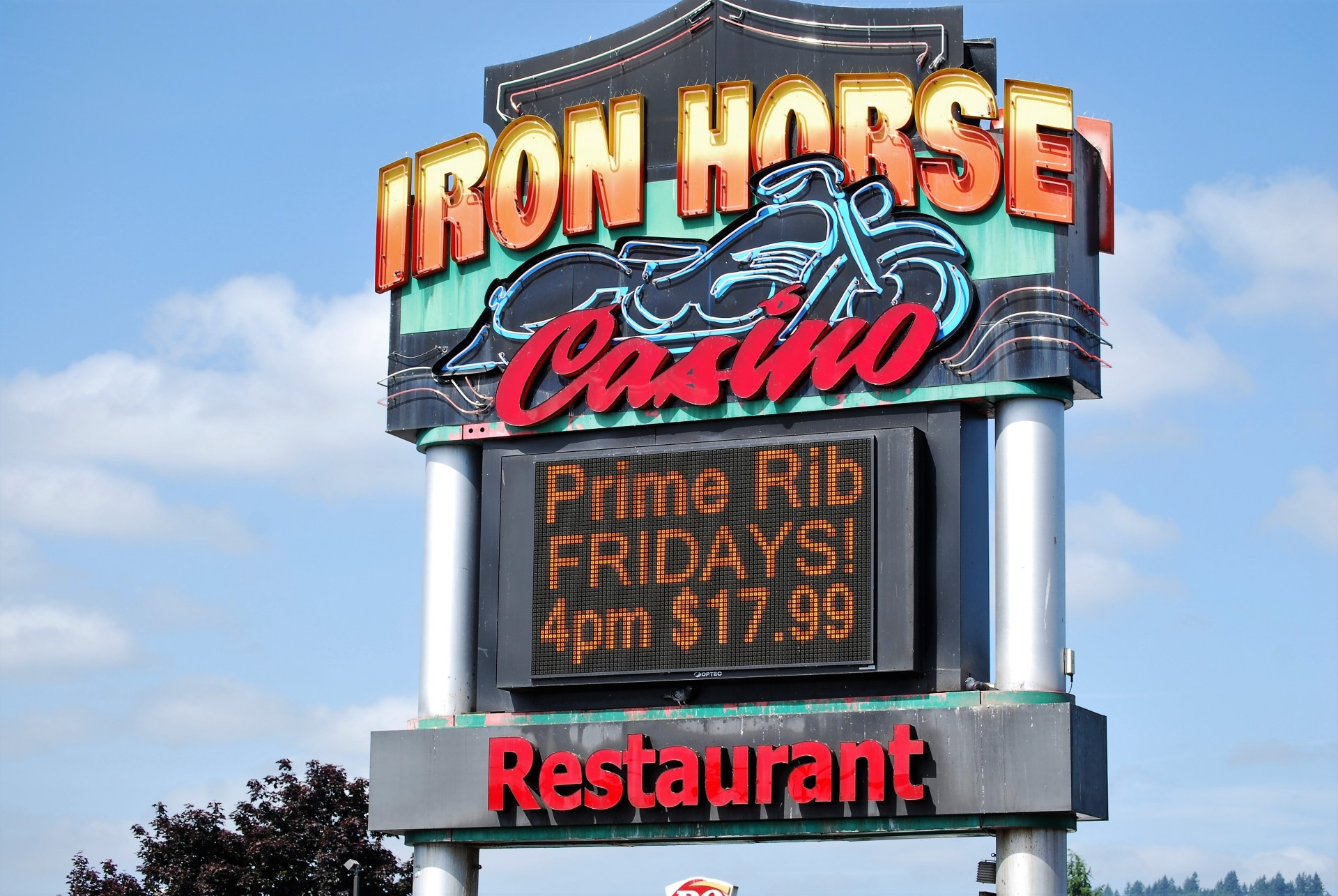 Ironhorse Casino