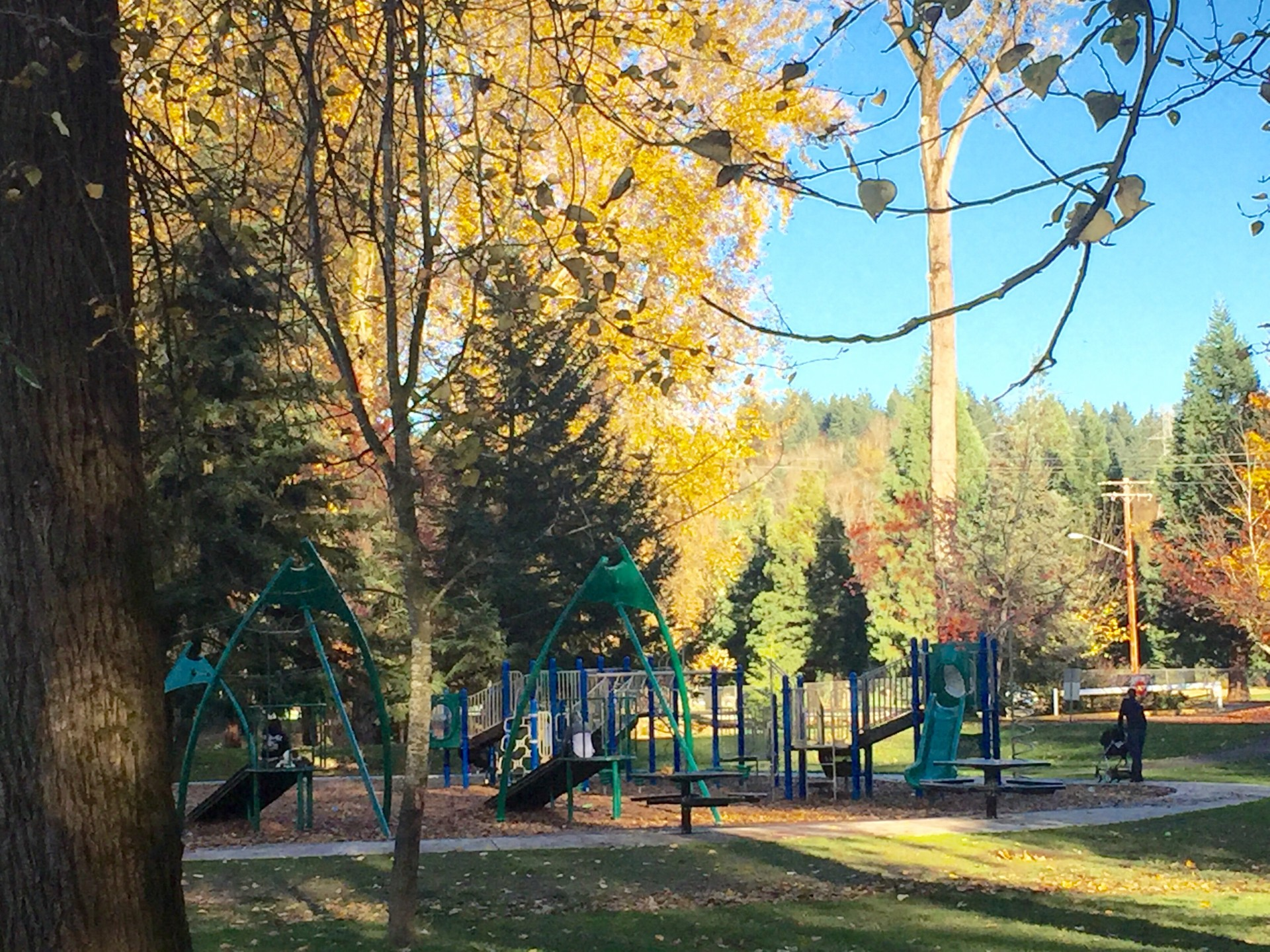 Isaac Evans Park