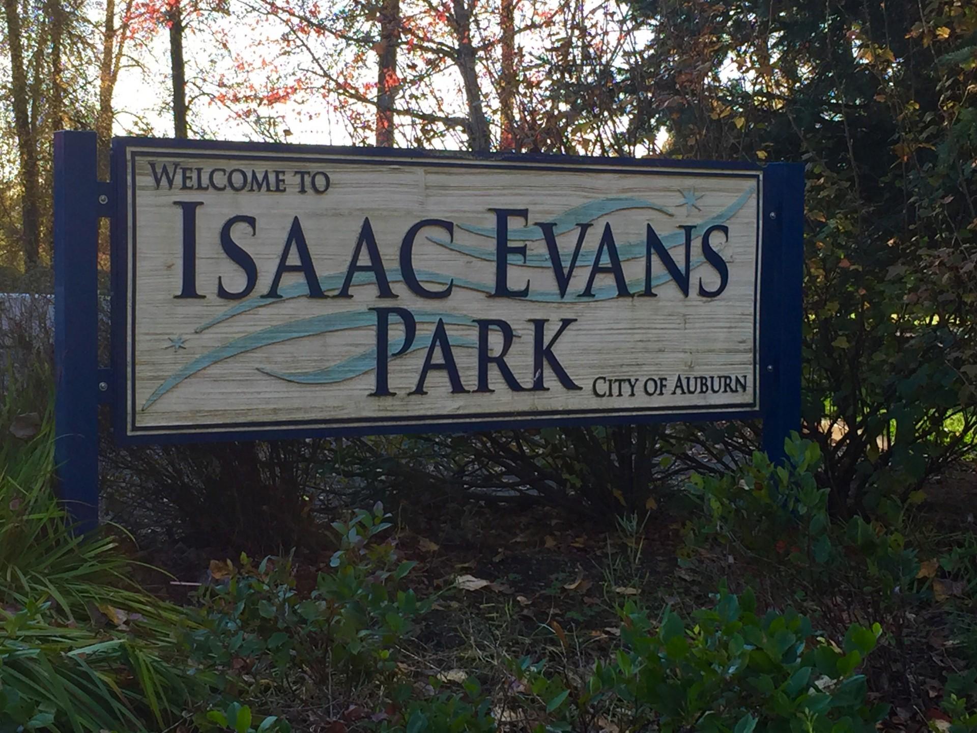 Isaac Evans Park 2