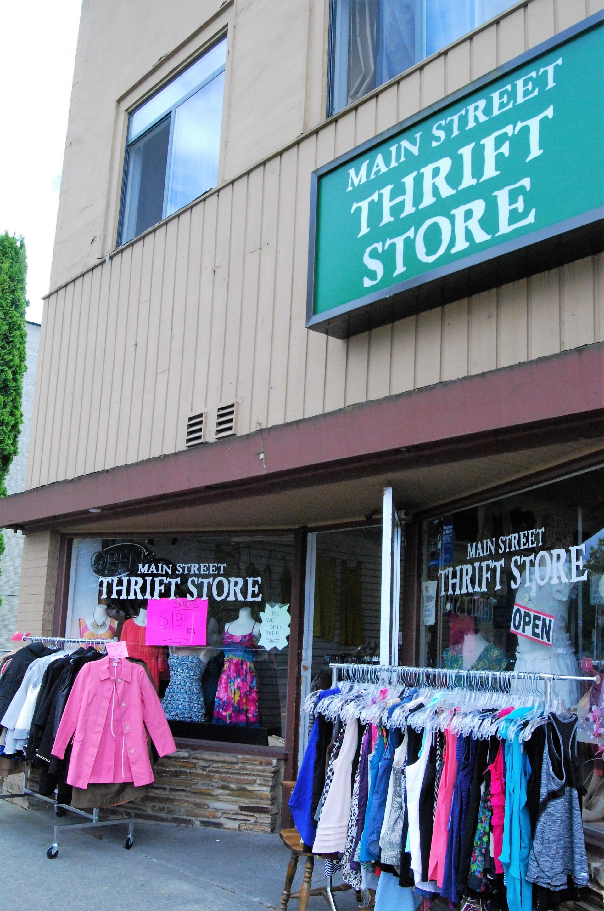 Main Street Thrift