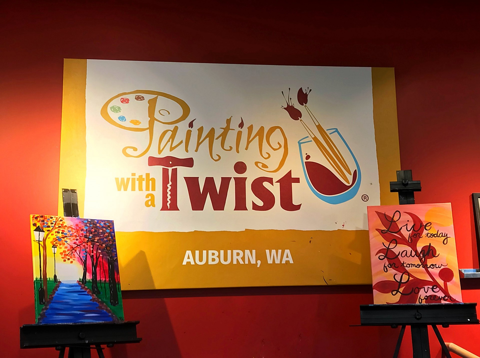 Painting with a Twist 3