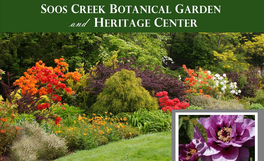 Soos Creek Botanical Garden and Heritage Center