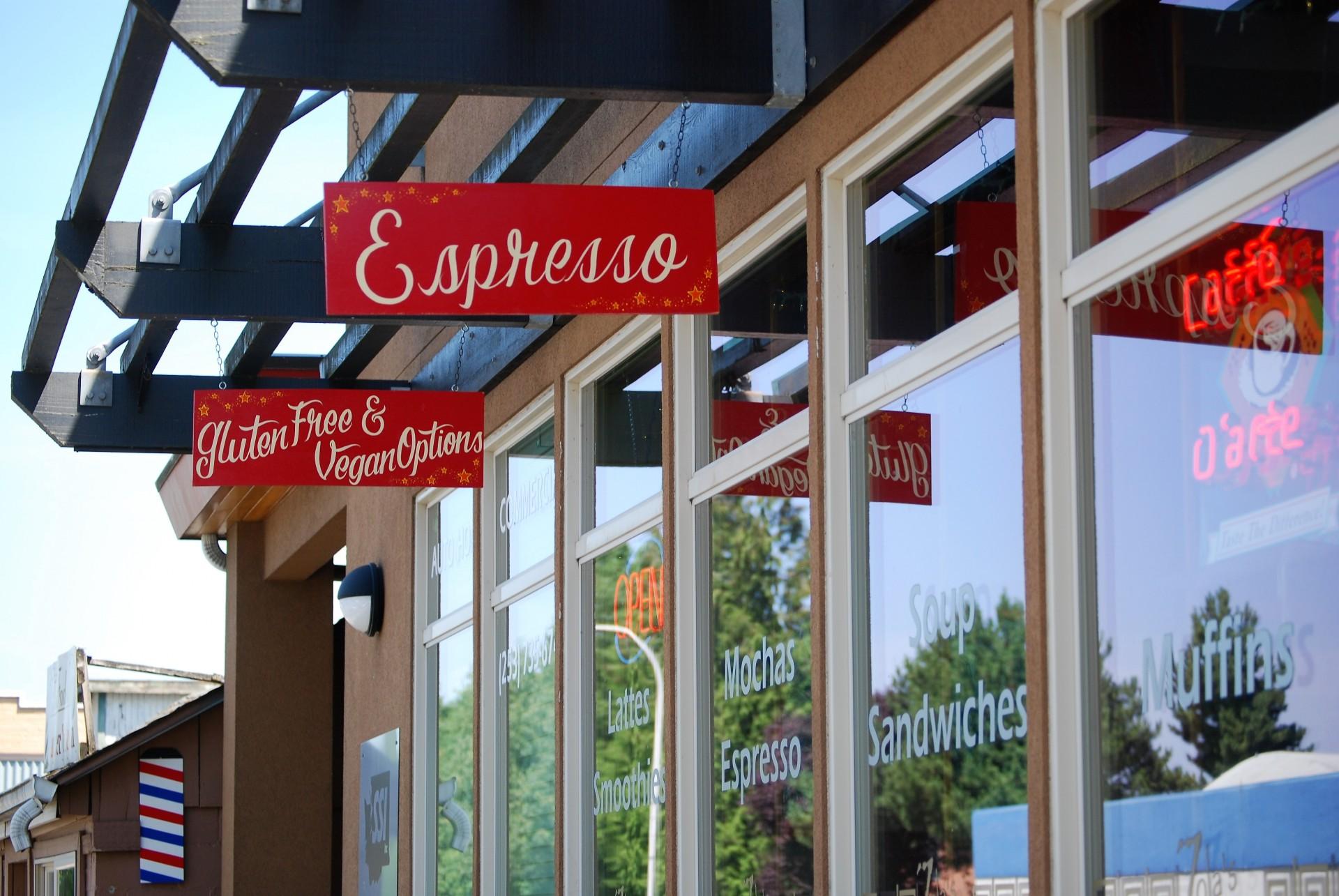 Zola's Coffee Shop 1