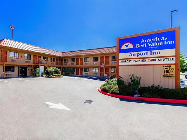motels in Seatac |America's Best Value Airport Inn SeaTac 1