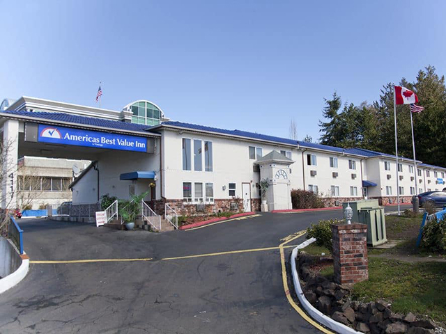 where to stay in Lynnwood | America's Best Value Inn Lynnwood 1
