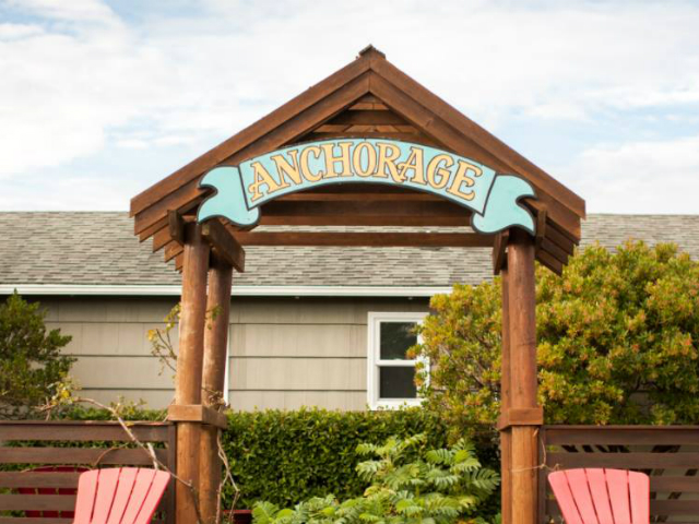 cottages anchorage beach wa stay places poi