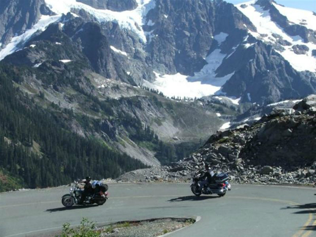 best scenic places in Washington State