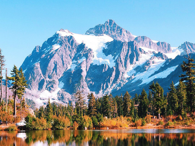 most beautiful hikes in Washington State