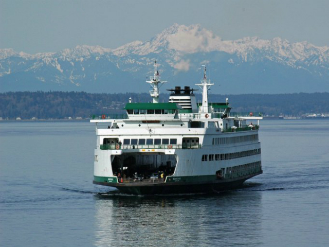 best towns in Washington State | Bainbridge Island