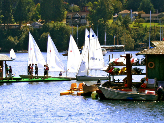 where to go in WA | Bainbridge Island