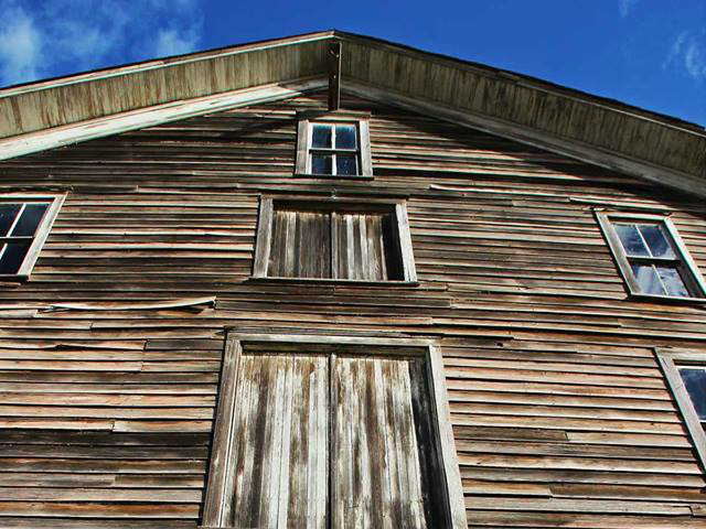 best historic barns in Washington State