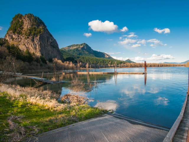 Washington's best parks | Beacon Rock State Park