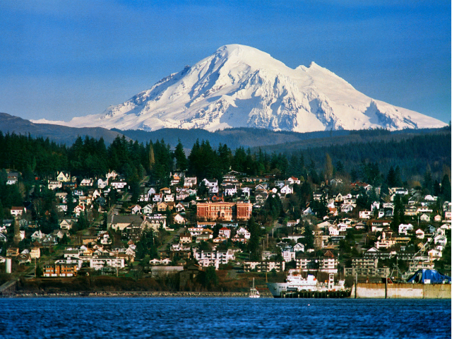 best Washington towns | Bellingham