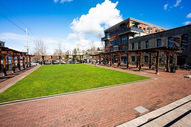 Scenic Washington | Fairhaven Historic District