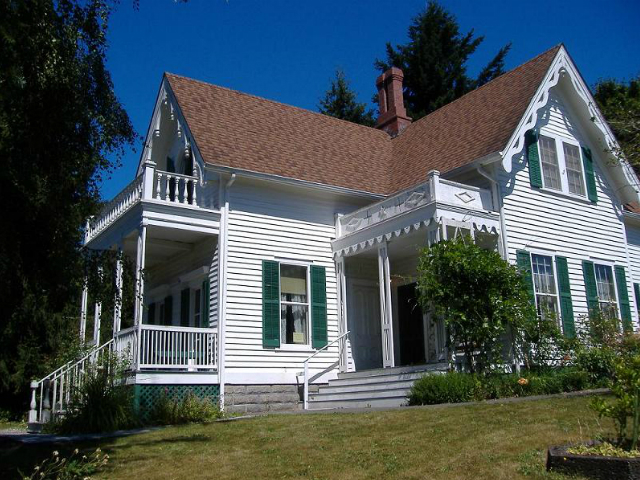 best museums in Olympia | Bigelow House Museum