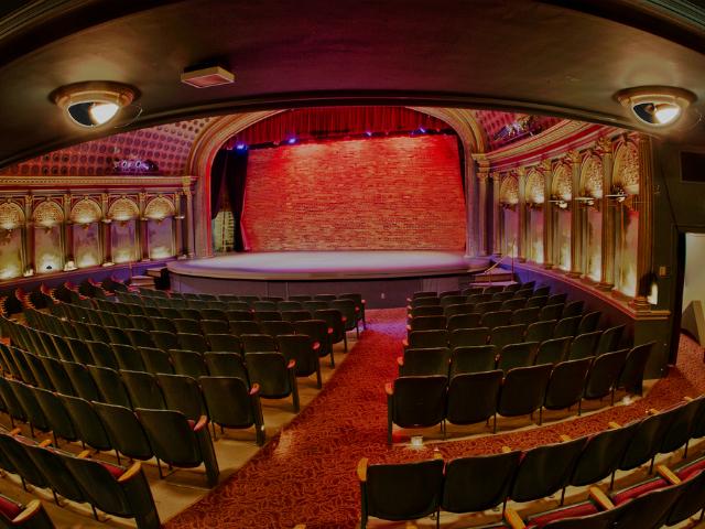 best historic Theaters in Washington
