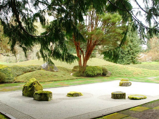Most beautiful gardens in Washington State