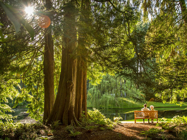 most beautiful parks in WA | Bloedel Reserve