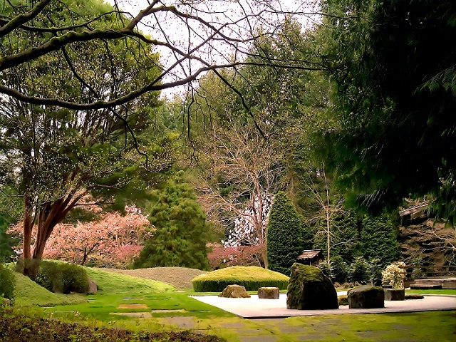 ScenicWA | Best Things to Do in Washington State | Bloedel Reserve