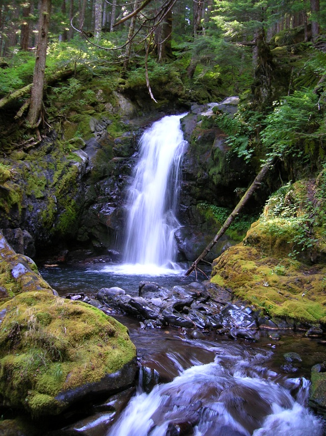ScenicWA | Best Things to Do in Washington State | Boulder Creek Falls
