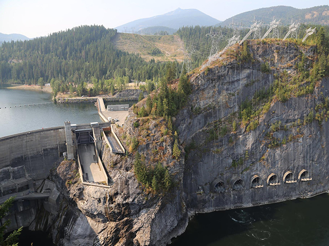 ScenicWA | Best Things to Do in Washington State | Boundary Dam