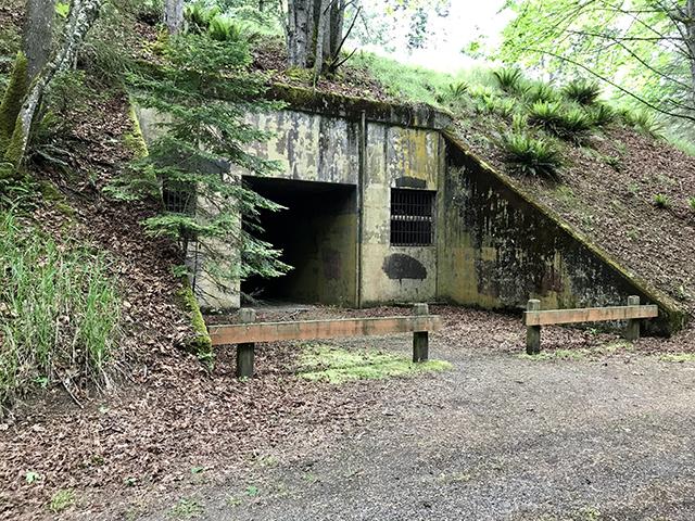 Camp Hayden Artillery Camp 1