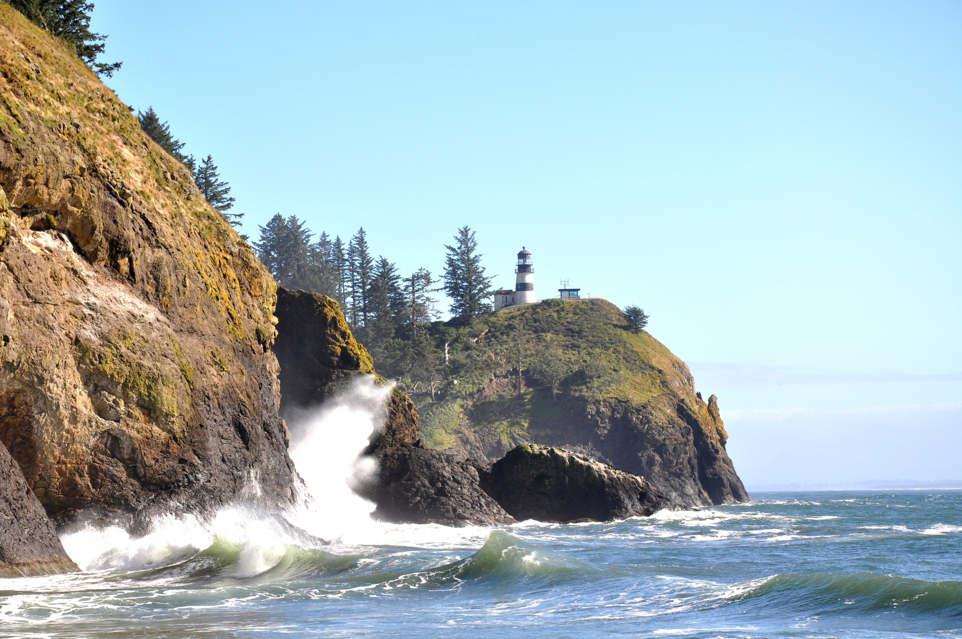 best WA parks | Cape Disappointment State Park