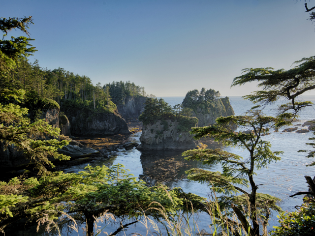 best parks in Washington State | Cape Flattery
