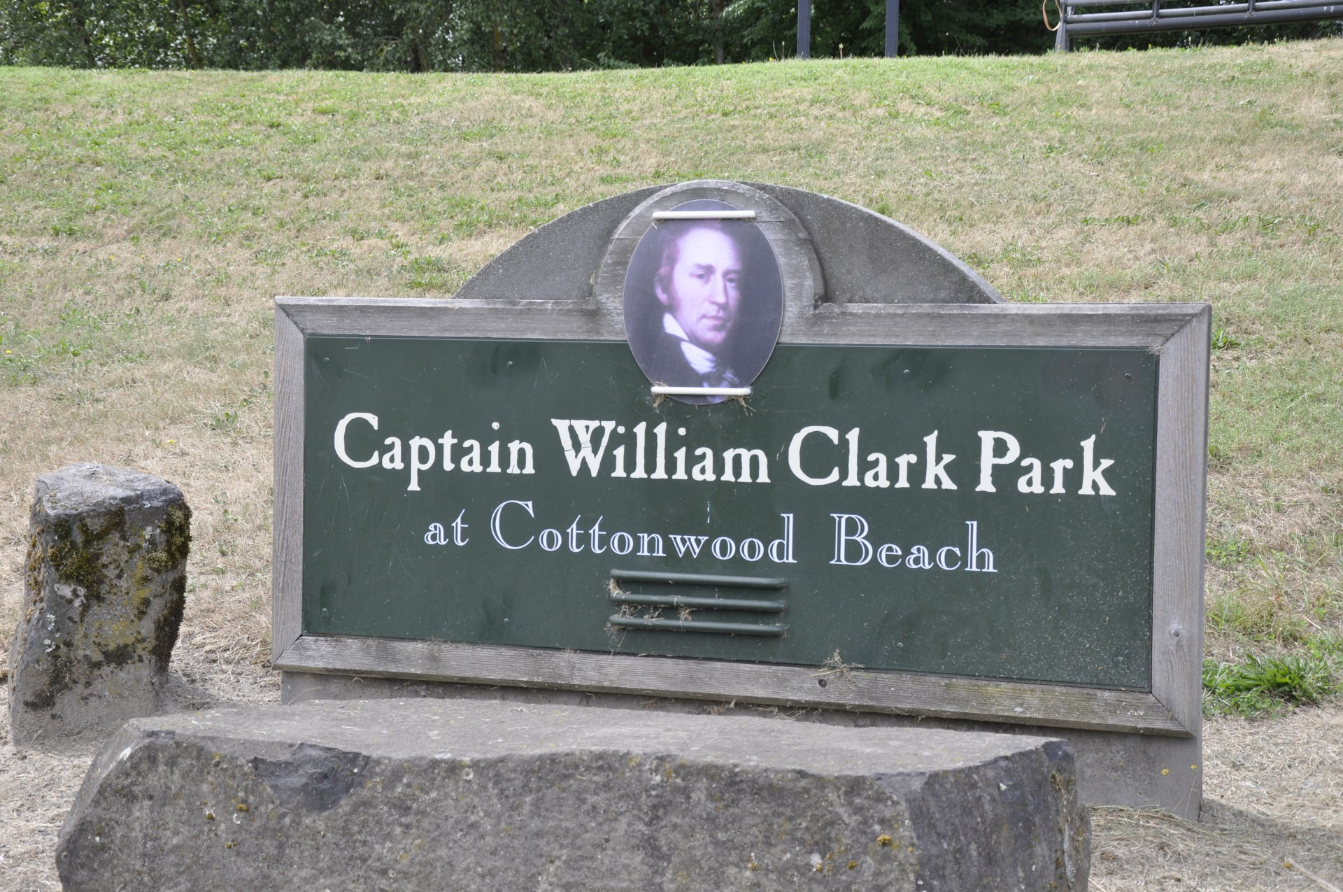 best historic parks | Captain William Clark Park