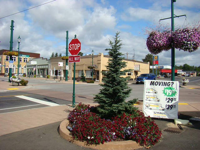 small cities in Washington State | Castle Rock