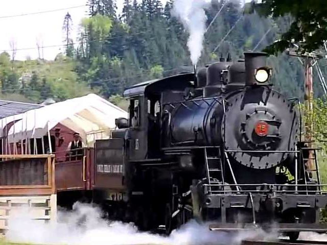 what to do in Chehalis | Chehalis-Centralia Railroad & Museum