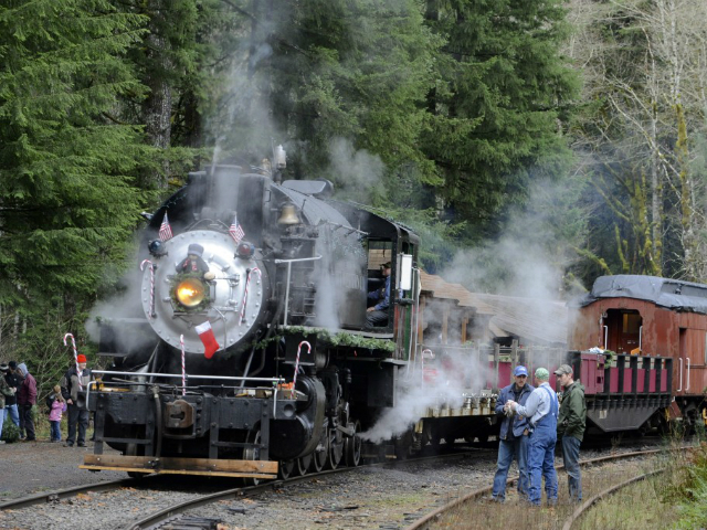 family fun in Yacolt WA | Chelatchie Prairie Railroad
