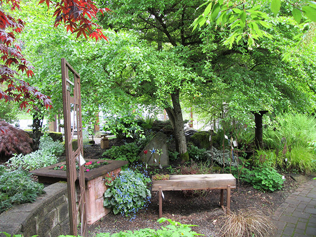 best gardens in Bellingham