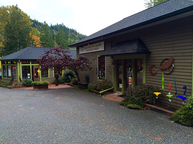 best galleries in Bellingham | Chuckanut Bay Gallery