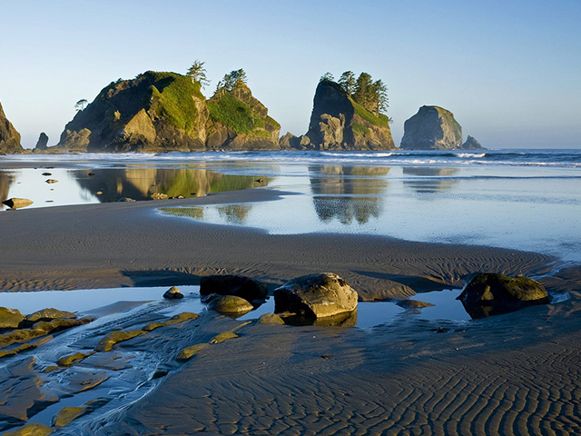 where to go in Washington State | Clallam Bay