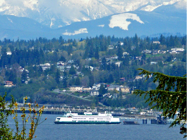 cute communities on Whidbey Island | Clinton