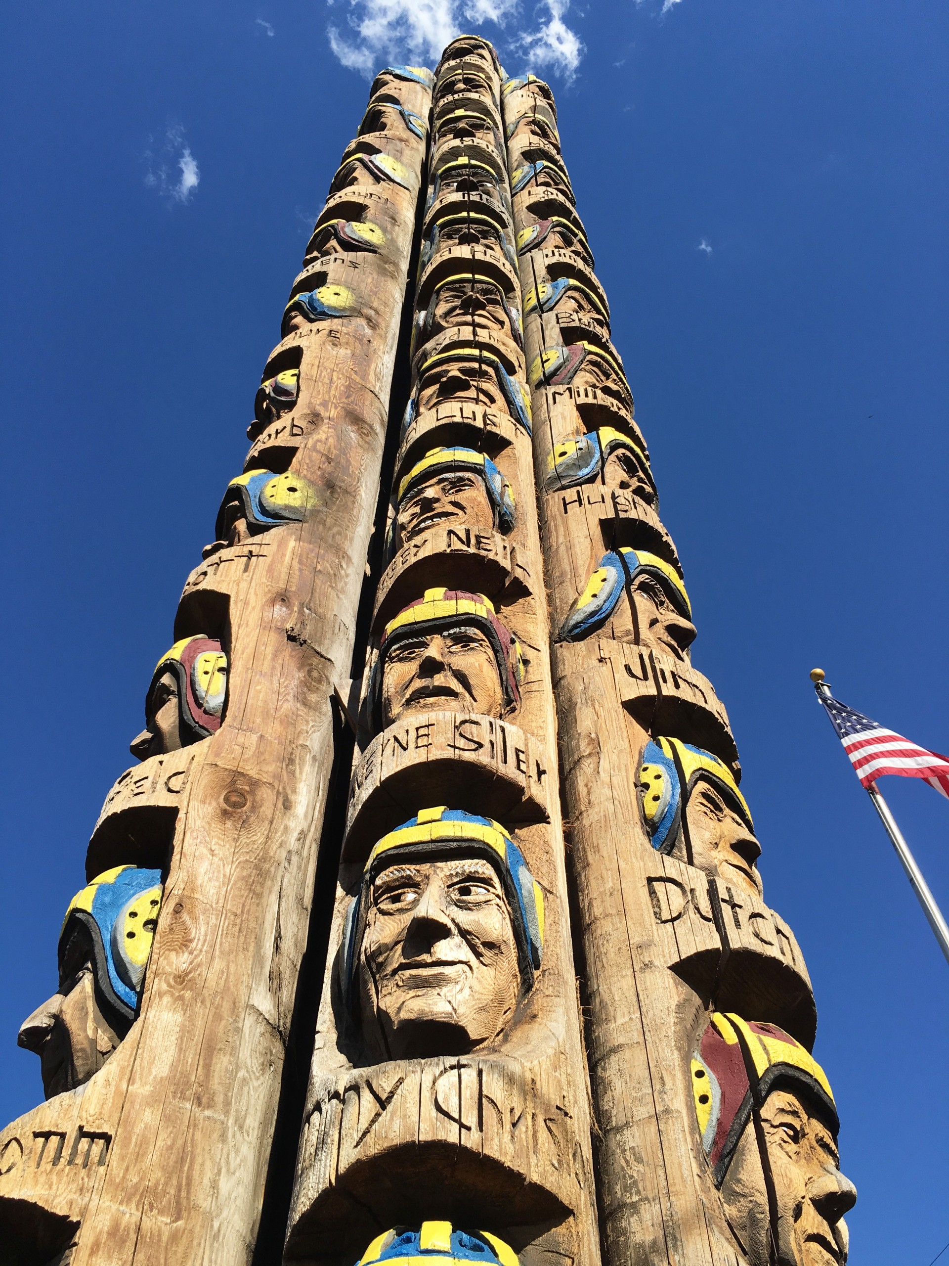 what to do in Spokane | Codger Pole