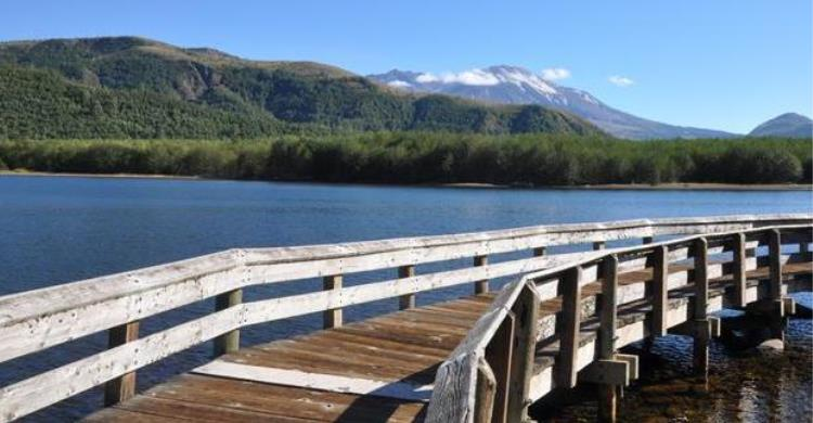 where to go in Toutle | Coldwater Lake Boardwalk