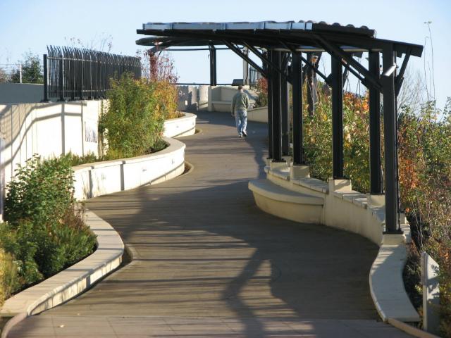 Confluence Project Land Bridge by Maya Lin
