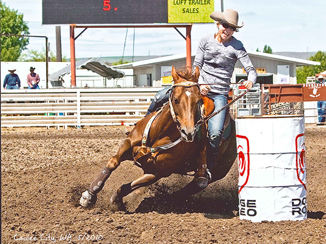 Washington State rodeos | Coulee City