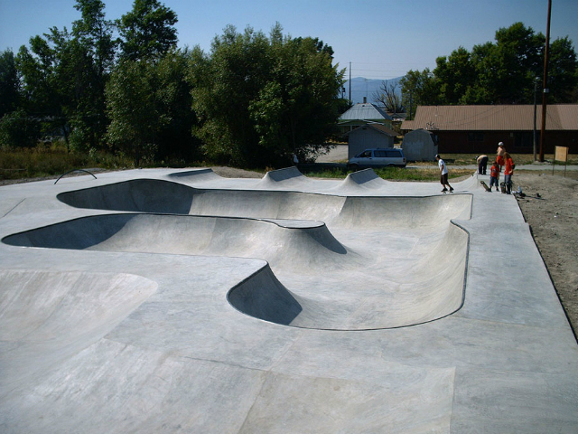 best skate park in Washington State